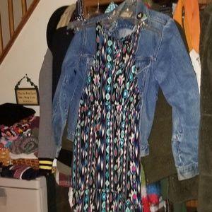Dresses & Skirts - Funky Pattern Dress